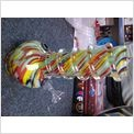 9 inch GREAT LOOKING GLASS WATER BONG FOR SMOKERS. 050644497612 on eBid United Kingdom