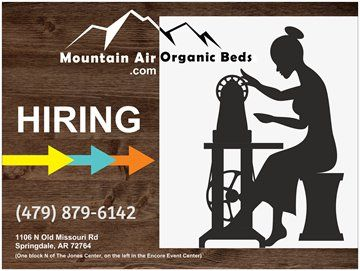 Mountain Air Organic Beds Our S See More Review Your Design