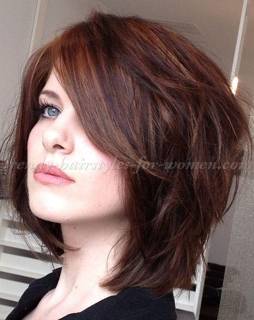 Astounding 1000 Ideas About Medium Layered Haircuts On Pinterest Haircuts Short Hairstyles Gunalazisus