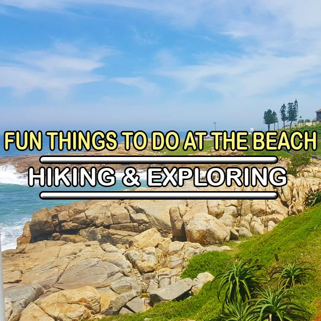 22 fun things to do at the #beach! VISIT OUR WEBSITE FOR MORE INFO. LINK IN BIO. #SummerHoliday #BeachActivities #KZNSouthCoast