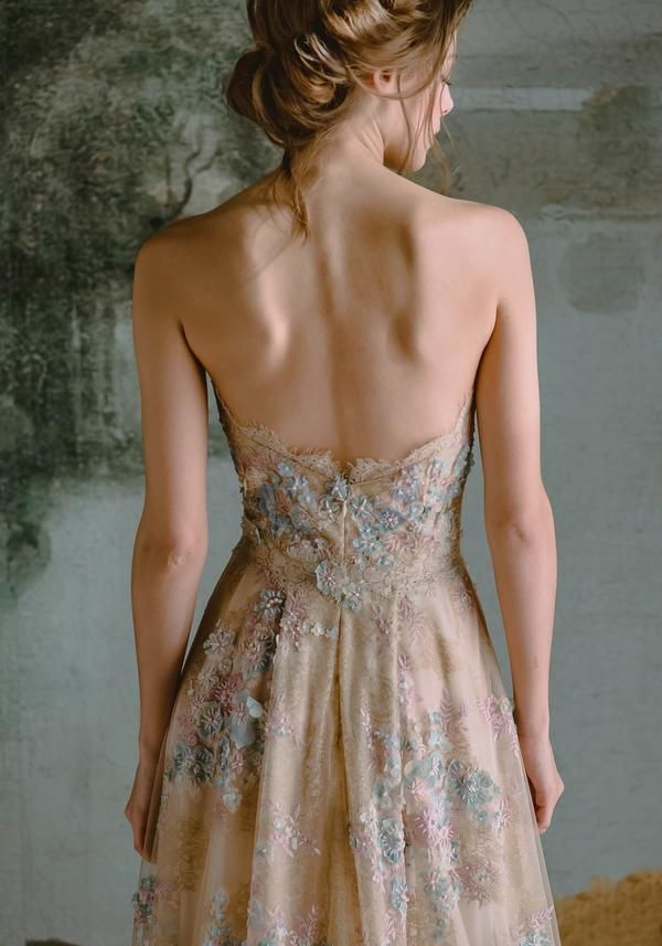 Ophelia Kleid – Claire Pettibone Design Workshop – weben – #Atelier #Claire #Des …   – Hochzeitskleider