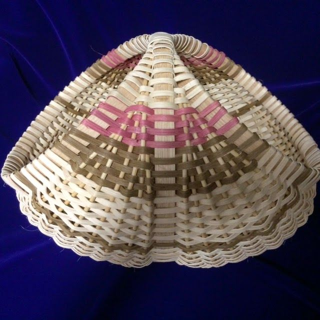 Basket Weaving Dyed Reed : Images about baskets ribbed on wall