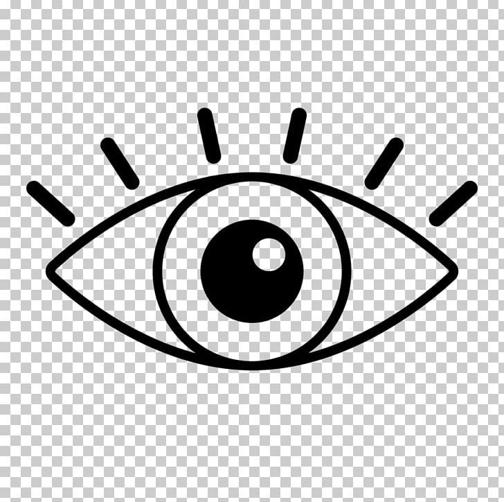 Eye Drawing Color Png Black And White Circle Color Computer Icons Drawing Eye Drawing Eye Drawing Simple Eye Illustration