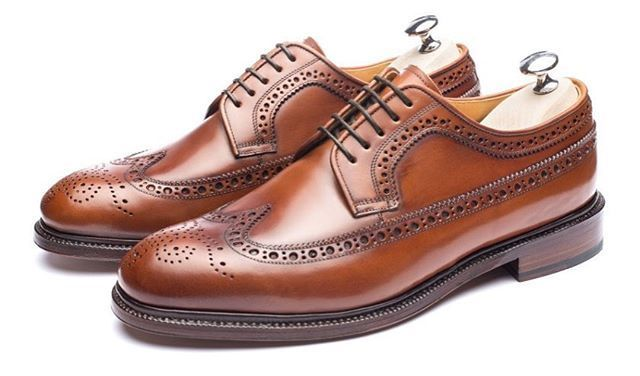ca93052a615 Meermin - New Brandy Shell Cordovan LWB now live! Along with ...
