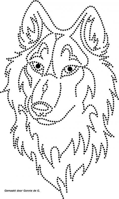 25+ beste ideeën over Wolf tekeningen op Pinterest