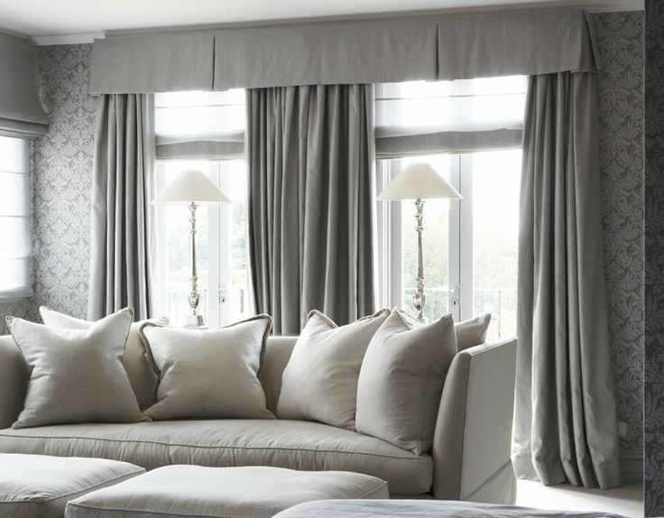 Floor To Ceiling Curtains Hang Window Treatments As High As Possible Floor To Ceiling Curtains Elongate A Room