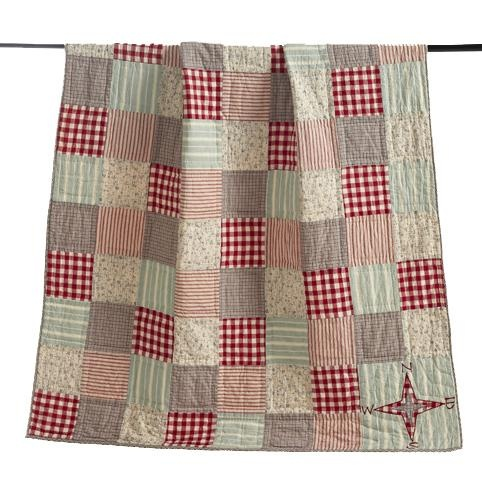 Olde Glory country store specialising in American Quilts, throws and wall hangings.