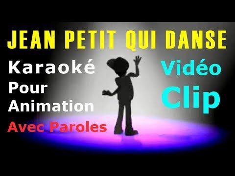 video clip jean petit qui danse