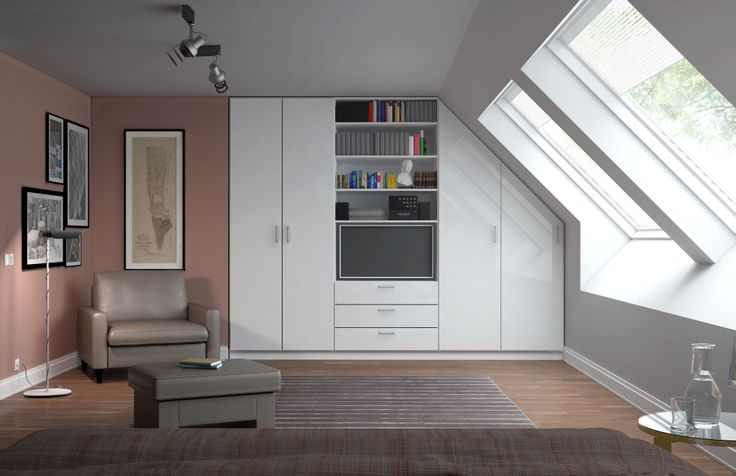 26 besten Möbel nach Maß mit Schräge Bilder auf Pinterest ...