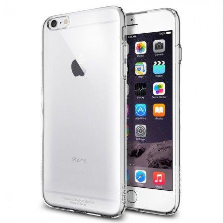 Spigen iPhone 6 Plus Case Capsule [Harga: Rp 285.000]