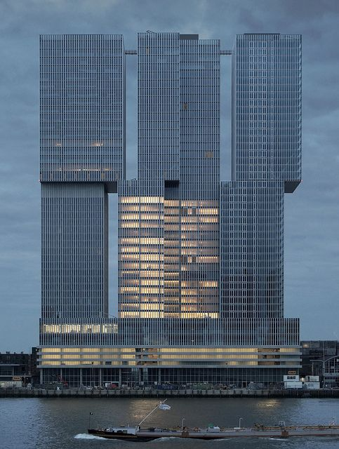 (De) Rotterdam by Rem Koolhaas