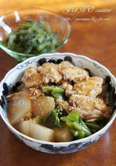 ☆大根と鶏手羽中の中華風煮込み☆ by JUNOさん | レシピブログ - 料理 ...