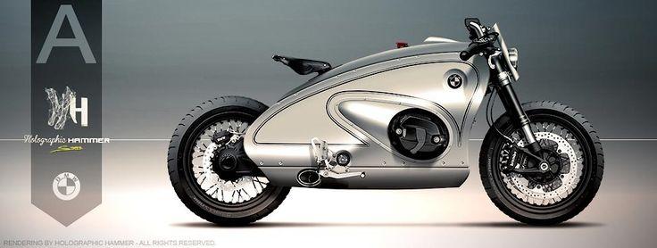 Финалисты конкурса дизайна BMW R nineT Custom / Концепт мото / БайкПост
