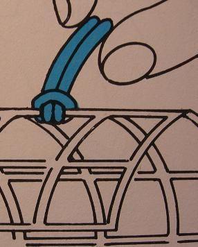 Stap voor stap de smyrna knoop door Elenea op 18-02-2007 Deze smyrna knooptechniek gebruik je om een vloerkleed te knopen of een wandkleed. ...