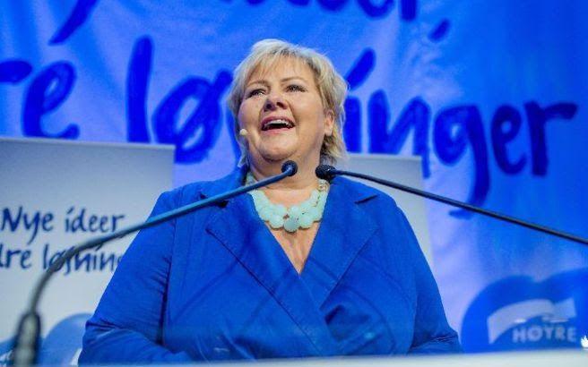 Οριακή νίκη για τη δεξιά κυβερνητική συμμαχία στη Νορβηγία