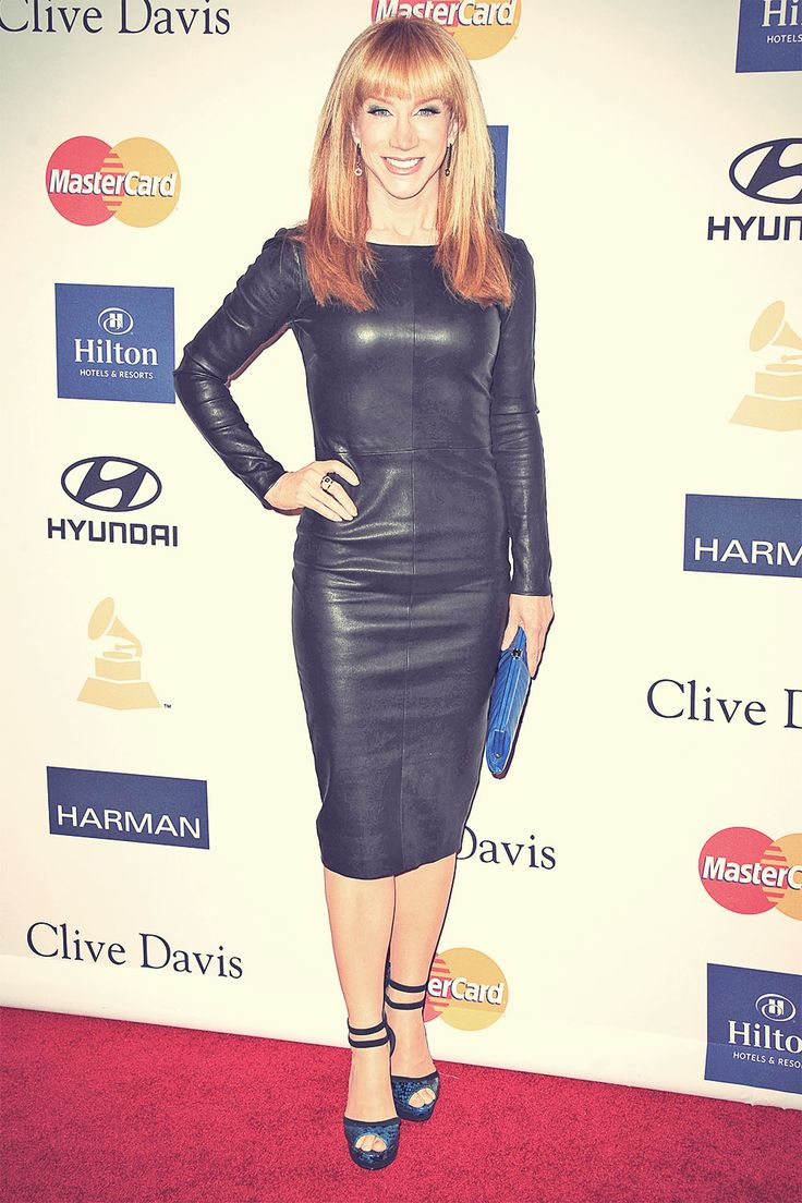 Kathy Griffin attends The 2013 Clive Davis Pre Grammy ...