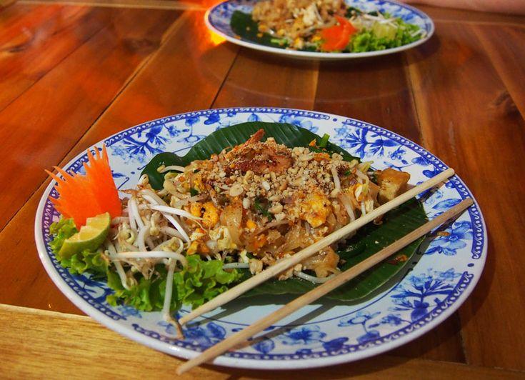Easy and Authentic Pad Thai Recipe!