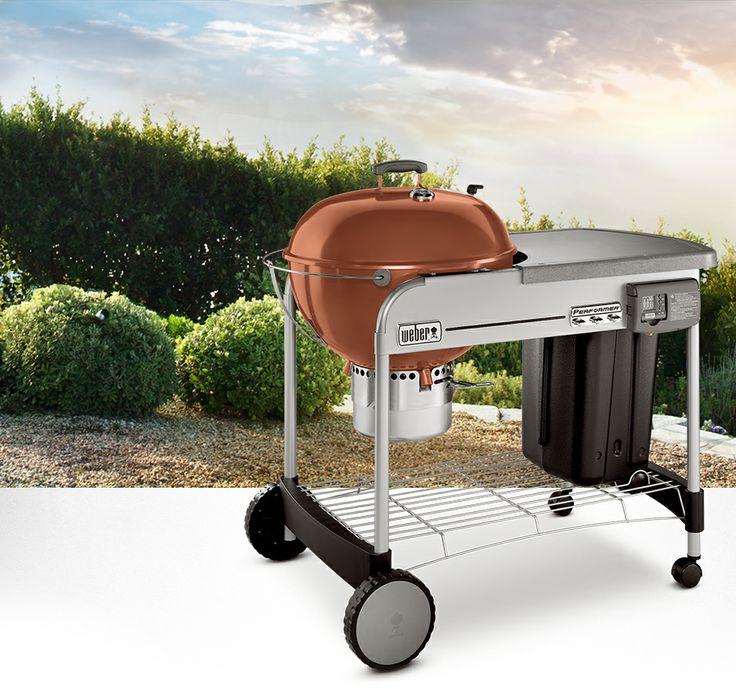 1000 ideas about weber grill performer on pinterest. Black Bedroom Furniture Sets. Home Design Ideas