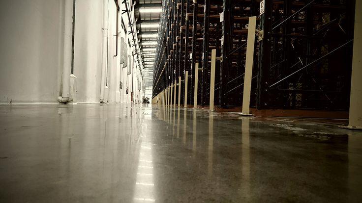 Mayora Makssar Polished Concrete Floor