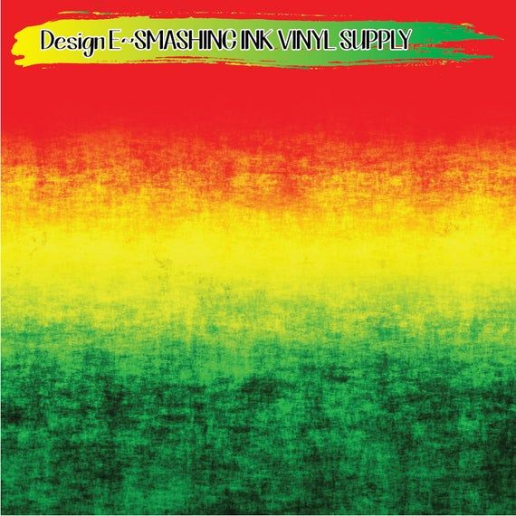 Watercolor Stripes Vinyl Printed Heat Transfer Vinyl Patterned Etsy Bob Marley Colors Background Hd Wallpaper Colorful Wallpaper