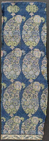 Textile, Persian, 19th century | Harvard Art Museums