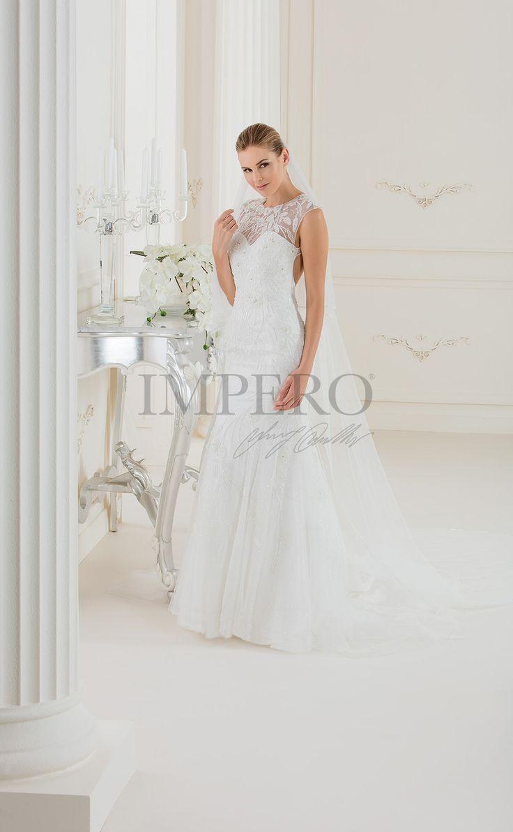 TULIPANO  #sposa #abiti #dress #bride #bridal #wedding #2016 #impero #matrimonio #nozze
