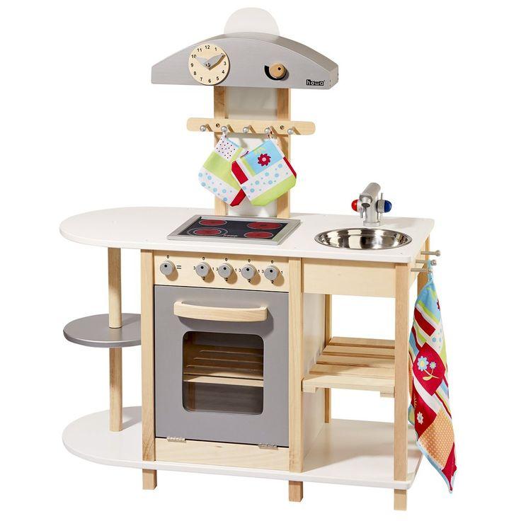 1000 idee su spielkuche aus holz su pinterest for Kinderholzküchen