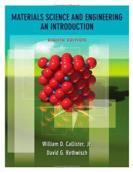 About to Polymer Books: Materials Science and Engineering: An Introduction...