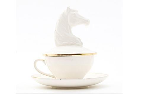 Horse Teacup