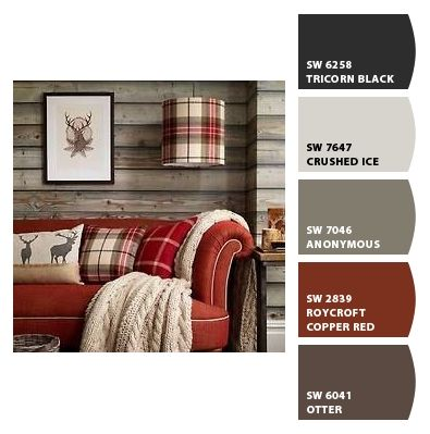 Best 25 cabin paint colors ideas on pinterest rustic for Rustic paint colors from sherwin williams
