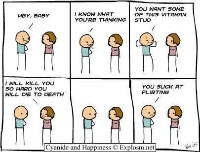 What are the best Cyanide & Happiness comics? - Quora