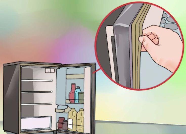 Gescheurde rubbers in de koelkast of vriezer? Met dit handige middeltje is dat verleden tijd