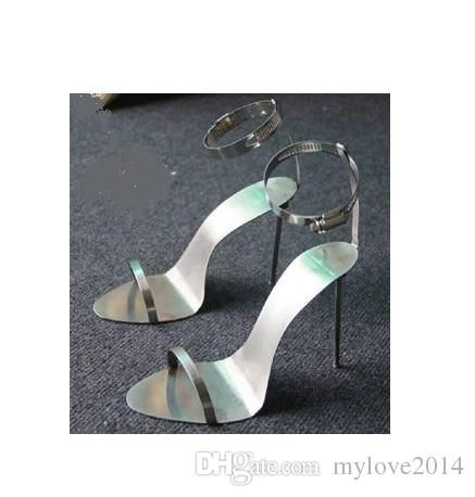 New Adult Product Sm Bondage Bound Stainless Steel High Heels Customers Training Shoes For Men And Women Of Slavery Chasity Belts For Women Chassity Belts From Mylove2014, $1582.92| Dhgate.Com