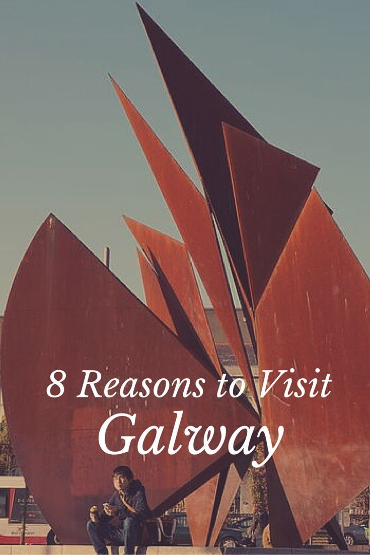 Galway city has tons of charm, amazing food and much more! It was one of my favorite stops in Ireland. Here are 8 reasons you should visit Galway.| 8 Reasons You Have to Visit Beautiful Galway, plus amazing Things to do in Galway, Ireland. #Europe