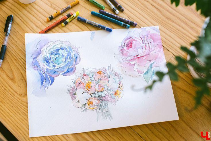 Интервью с художником-иллюстратором Еленой Сухачевой.