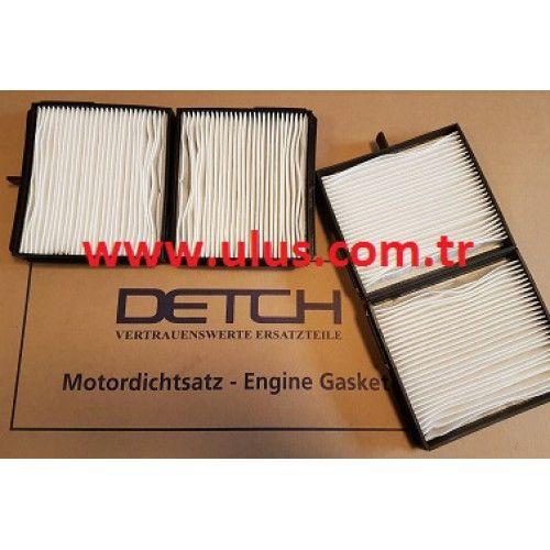 ND014520-0990 Filter air condition, Komatsu Filter