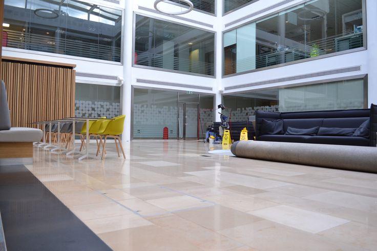 Commercial Floor Cleaners Surrey Sussex Hampshire & Kent