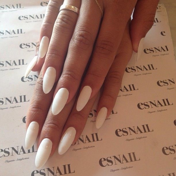 love the almond shape and color