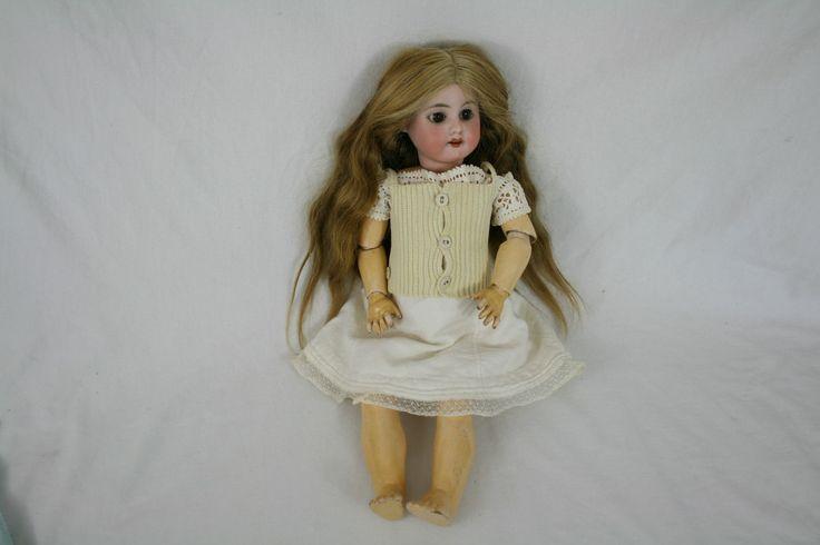 Armand Marseile Charakterpuppe Gliederpuppe mit original Kleidung 1894 TOP | eBay
