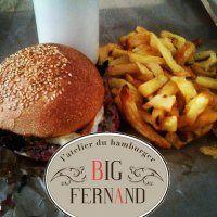 Big Fernand: le meilleur burger de Paris