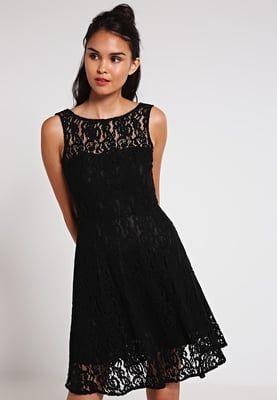 Jurken OVS Korte jurk - black Zwart: € 34,95 Bij Zalando (op 7-9-16). Gratis…