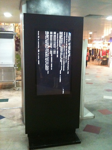 Digital signage fail Far East Plaza by Katong, via Flickr