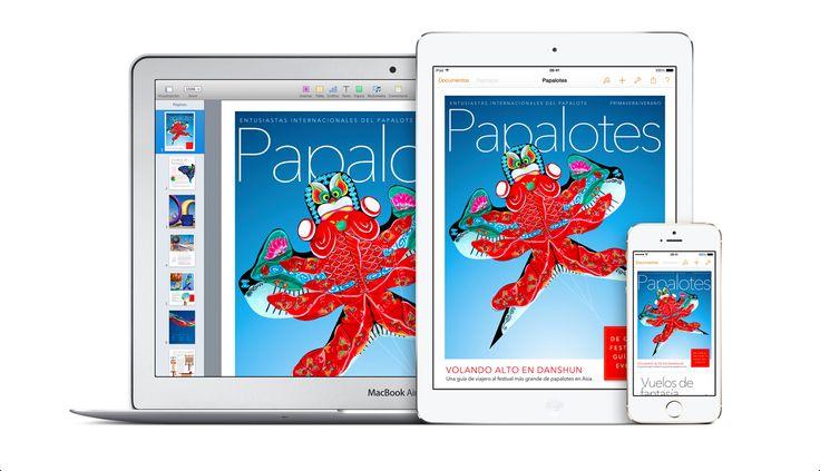 iCloud todo lo que necesitas, donde sea que lo necesites #PorquéunaMac #GeniosApple #Apple #iPad #iPadmini