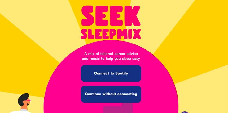 Briggs joins with seek spotify to help aussies rest