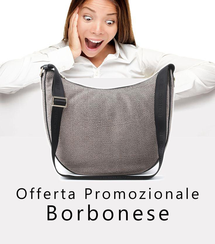 OFFERTA PROMOZIONALE BORBONESE!!! Tantissime sono le amanti delle borse Borbonese e in particolare delle classiche ed intramontabili Luna Bag … Montorsi di Via dei Gallucci propone l'acquisto a prezzo scontato della borsa LUNA MEDIUM IN JET OP … € 190.00 invece di € 215.00!!! Offerta valida fino al 31 maggio 2017.  Montorsi BORBONESE in Via dei Gallucci 49 a Modena.  #OffertaPromozionale #Borbonese #LunaMediumimJetOP #MontorsiViaGallucciModena #MontorsiModena #Modena #Italy