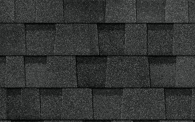 Best Owens Corning Oakridge Twilight Black Roof Shingles Nh 400 x 300