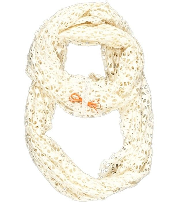 Kiezel-tje K3366 Loop Schal off white