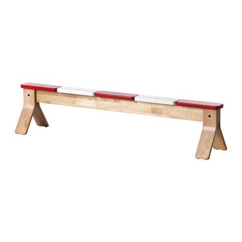 IKEA PS 2014 Balance bench IKEA Helps the development of children's coordination and balance.