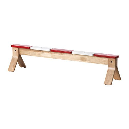 IKEA PS 2014 Balance beam IKEA Helps the development of children's coordination and balance.