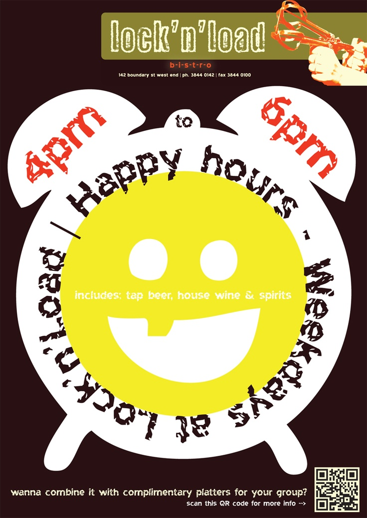 Happy Hours '12